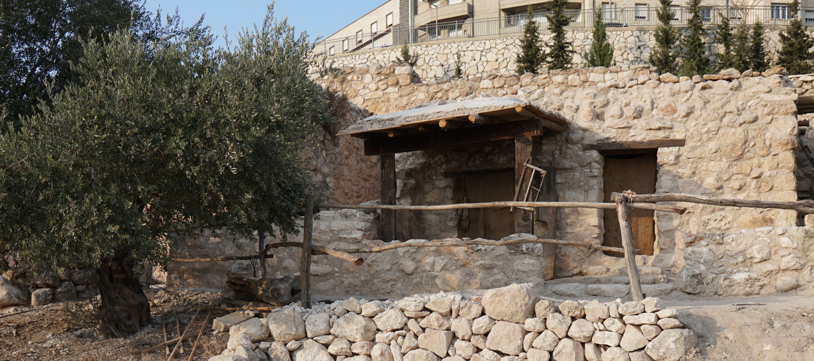 New Potter's Workshop moulded into our famous biblical tour
